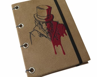 Dr. Jekyll and Mr. Hyde Journal/Sketchbook/ Memory Keeper/Photo Album