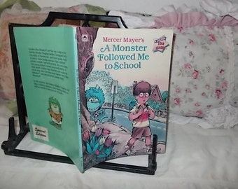 A Monster Followed Me to School Mercer Mayer's /Not included in any Coupon Sale :)S