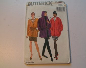 Vintage Butterick Pattern 5089 Miss Jacket