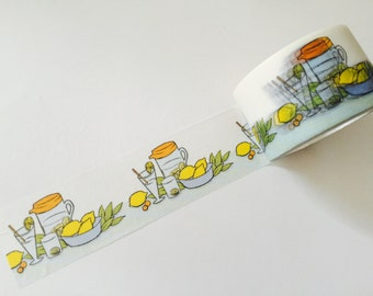 Summer Lemonade Washi Tape