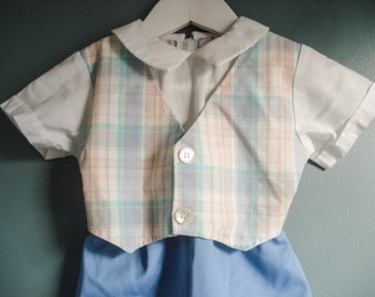 Little prince outfit - 18 months