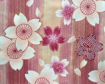 Sakura Cotton Fabric - Fat Quarter