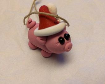 Santa Piggy