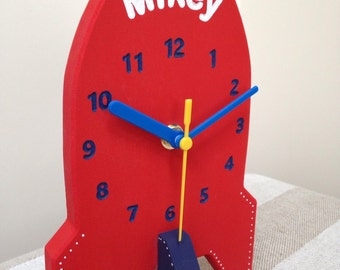 Rocket Clocks