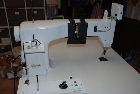 baby lock longarm quilting machine