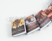 The Mortal Instruments Miniature Book Bracelet