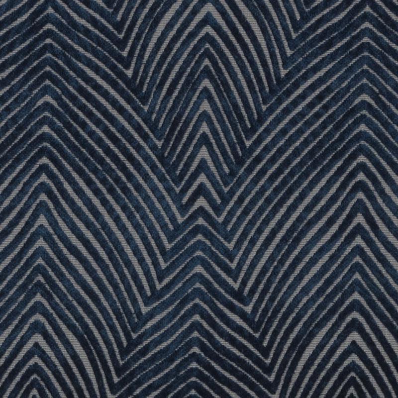Modern Dark Teal Velvet Upholstery Fabric For By