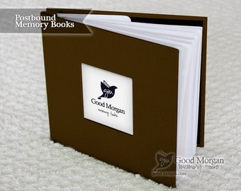 Baby Memory Book - Brown