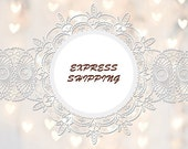 """Express Shipping only """"InessBlissfulArt"""" items."""