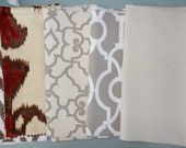 Remnant/Scrap Fabric - Brown, Neutral fabric