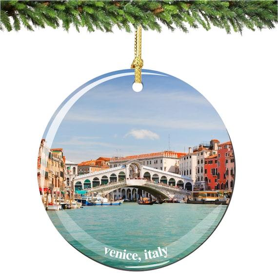 Venice Christmas Ornament Italian Ornament Decoration In