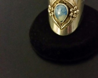 Native American Cigar Band Ring