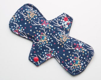"""Antlers - 9"""" Moderate - Regular Flow / Incontinence/ Day Pad - Ultrathin Trim - Dear Stella"""