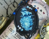 My Mistress the Sea Cameo Necklace