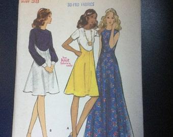 Butterick 6636  Dress Pattern