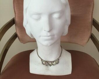 Crystal necklace/choker