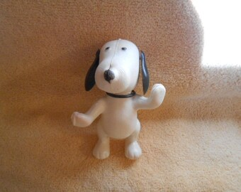 Vintage Snoopy Toy Figure