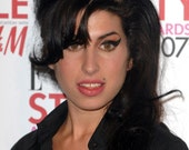 Amy Winehouse Wig