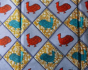 Mitex Holland Block Wax Print Fabrics For Sewing,Kitenge/Pagnes/Ankara Sold By Yard 152195117225