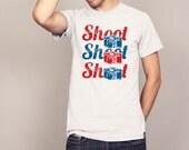 SHOOT SHOOT SHOT Photography Photographer T-shirt Men's and Ladies' Sizes
