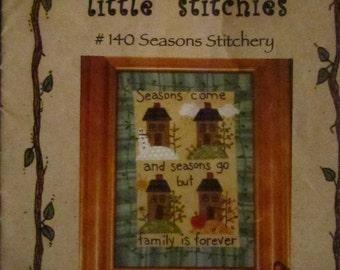 Seasons Stitchery