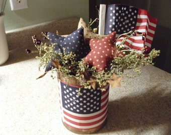 americana star arrangement