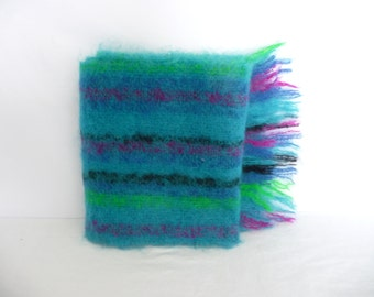 Mohair Scarf Glentana Made In Scotland