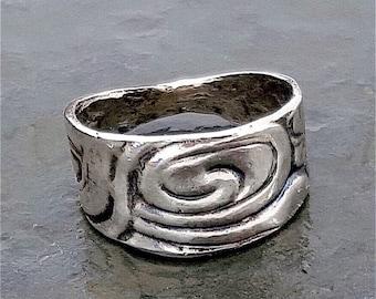 Mayan Tablet Ring