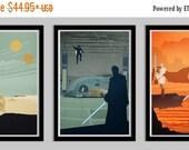 20% OFF Star Wars Prequel Trilogy Poster Set of 3