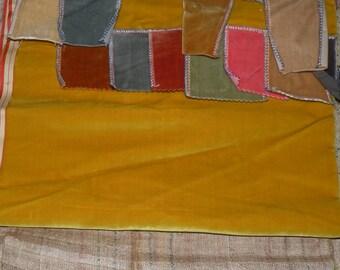 1960s to 80s Designer Sample Silk lot of fabric