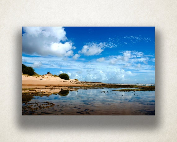 beautiful beach canvas art beach scene wall art beach canvas. Black Bedroom Furniture Sets. Home Design Ideas
