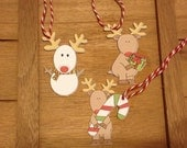 Ready to ship: Reigndeer tags