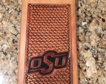 Bootjack w College Logo