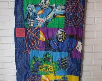 1980's GI Joe-Real American Hero-Star Brigade Sleeping bag