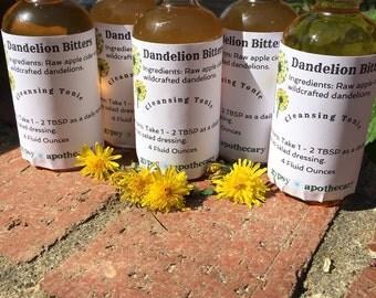 Dandelion Bitters