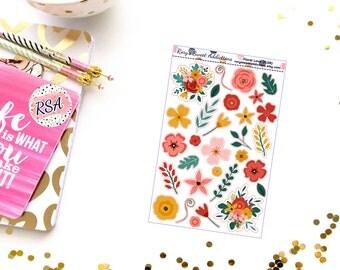 Floral Love - Decorative {FL08}