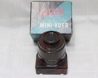 Vintage Craftsmen's Guild Mini-Viewer