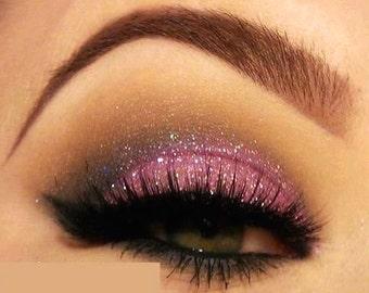 CUPCAKE PINK Cosmetic Glitter for Makeup, Eye Shadow, Lips, Nail Polish, Body Shimmer & Hair Sparkle (B001)