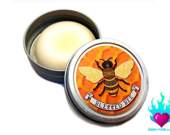 Blessed Bee Lotion Bar 1 oz Massage Bar