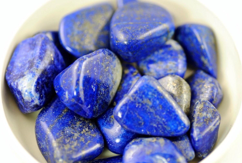 Lapis Lazuli Tumbled Lapis Lazuli - 205.9KB