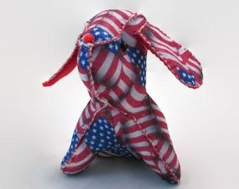 Patriotic Pooch Sitting