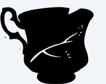 Chipped Cup decal OUAT