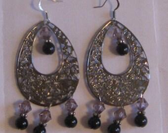 Large Boho Earrings