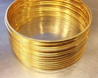 Gold Filled Bangles, 14kgf 2mm bangle bracelet,14kt gold filled bangles,gold bangles,14kt gold filled bangle bracelet,bangle bracelets