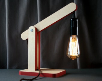 vintage desk lamp or wall lamp