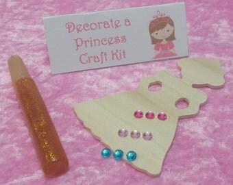 Princess Wooden Craft Kit
