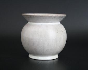 Rare Bauhaus vase by Josef Hehl, Xanten 1930s -1940s