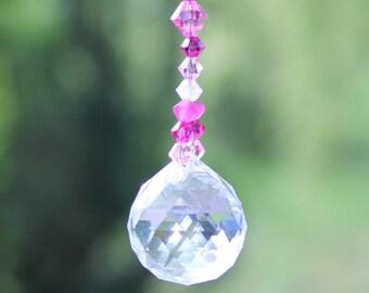 SunCatcher Rosalina - Catch the prisms of light thanks to Swarovski Crystal