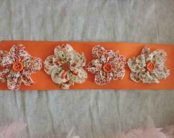 Set of four Hair Clips