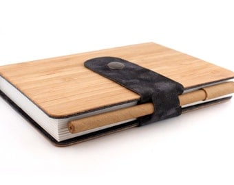 WOL Blake Notebook with Pen Holder